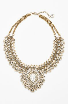 Tasha Bib Necklace | Nordstrom