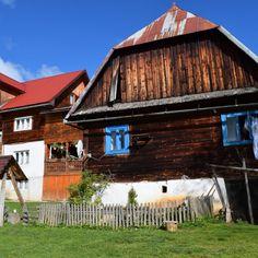 Pension Scarisoara Cabin, House Styles, Home Decor, Romania, Travel, Decoration Home, Room Decor, Cabins, Cottage