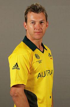 Brett Lee - Australia.