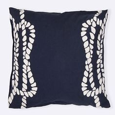 Reef Knot Pillow #westelm