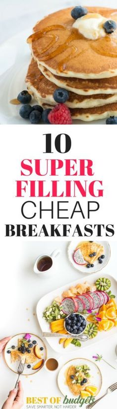 10 Super Filling Che