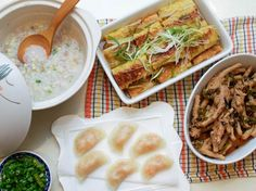 How to Throw a Dim Sum Party at Home via serious eats