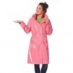 Lange Lakjas Paula pink Raincoat, Rocks, Jackets, Fashion, Surfboard Wax, Women's, Rain Jacket, Down Jackets, Moda