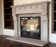 Image detail for -Stone Fireplace Mantels|Mantel|Surround|Hearth|Made In the USA