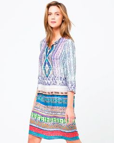Shop La Redoute for women's, men's and kids' fashion, homeware, furniture and electricals. Find the perfect clothing and interiors style for all the family. Apple Body Shapes, What To Wear, Kids Fashion, Cover Up, Dressing, Tunic Tops, Shopping, Women, Grey