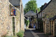 Sainte-Suzanne - Mayenne, France