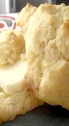 Grandma's Baking Powder Biscuits - best ever! ❊