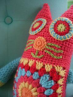 ++++little+woollie:+Kitty+Cat+arrives....