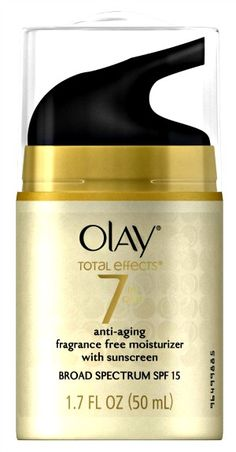The Olay total effects gentle moisturiser with SPF 15 is wonderful for anyone with dry and sensitive skin. Perfect for travel as its non irritating when you're in different climates to normal. I always stock up on it when I'm in Asia as its 1/3 of the price compared to Australia (and the Aussie stock is from Indonesia anyway!) Been using it for many years now ~ Sarah Irwin