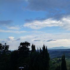 Arrivati alla Azienda Agricola Pagnini di San Vivaldo, 20° #tuscany #sanvivaldo
