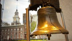 A TOUCH OF HISTORY:Bells of American History - Liberty Bell Foundry Closing After 500 Years