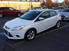2013 Ford Focus, 8,375 miles, $15,364.