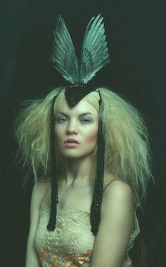 ⍙ Pour la Tête ⍙ hats, couture headpieces and head art - mr wood - millinery…