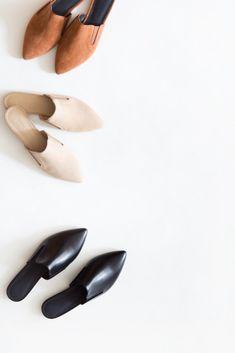 Babouche slippers ss17
