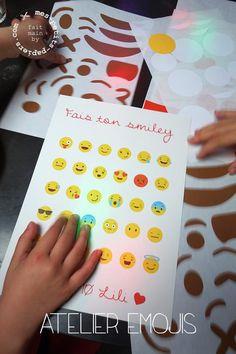 des idées pour une pyjama party emojis