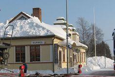 Nurmes railway station - Nurmes – Wikipedia