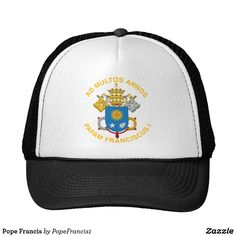 84c869fd67d Pope Francis Trucker Hat Caps Hats