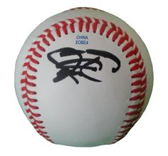 Chicago White Sox Aaron Rowand signed Rawlings ROLB leather baseball w/ proof photo.  Proof photo of Aaron signing will be included with your purchase along with a COA issued from Southwestconnection-Memorabilia, guaranteeing the item to pass authentication services from PSA/DNA or JSA. Free USPS shipping. www.AutographedwithProof.com is your one stop for autographed collectibles from Chicago sports teams. Check back with us often, as we are always obtaining new items.