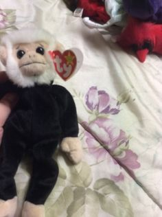 4f30051c566 TY RARE MOOCH Beanie Baby with MULTIPLE Tag Errors.  Ty