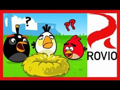 Angry Birds Online Games - Episode Angry Birds Save Eggs - Rovio Games