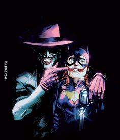 Joker from The Killing Joke