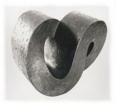 Aase Texmon Rygh  Mobius double, 1990,  bronze