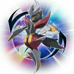 Mega Bisharp by Eiddiw Mega Evolution Pokemon, Mega Pokemon, Pokemon Pokedex, Pokemon Fan Art, Cool Pokemon, Pokemon Fusion, Equipe Pokemon, Pokemon Pictures, Fantasy Comics