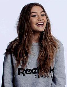 Gigi Hadid - Reebok