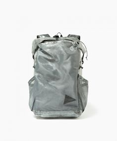Cuben Fiber Backpack (Black) | Heavy-Weather Fashion :: to be BOLD