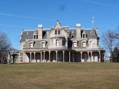Lockwood-Mathews Mansion 1864-8