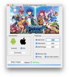 Monster Super League Hack, Monster Super League Hack iPhone, Monster Super League Hack free, Monster Super League Hack download