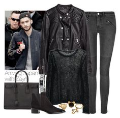 """""""Arriving Japan with Zayn"""" by wkus ❤ liked on Polyvore"""