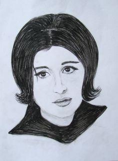 الفنانة سعاد حسنى