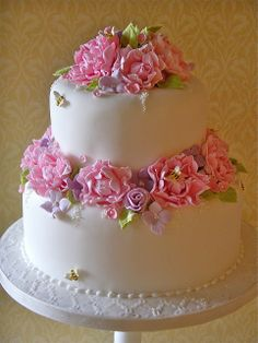 Summer blossom by nice icing, via Flickr - so beautiful
