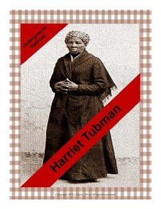 $6 grades 3-6 Looking for resources about the fight for freedom? This 25-page package contains the story of Harriet Tubman's journey from slave to fugitive to conductor on the Underground Railroad. The package includes worksheets, bookmarks, a test and answer key - Harriet Tubman's quotations bookmarks -3 picture writing prompts -character analysis of Harriet Tubman with supporting proof from the story ..and more! Re-pin for later!!!