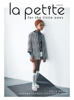 La Petite Magazine Summer Print Issue 2 Out Now! Sold at Barnes and Noble and More Stores around the World!