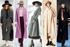 From left to right: Creatures of the Wind, Zimmermann, Pas de Calais, Ryan Roche and Greg Lauren