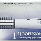 "Helen of Troy 1"" Pro Brush Curling Iron #1517"