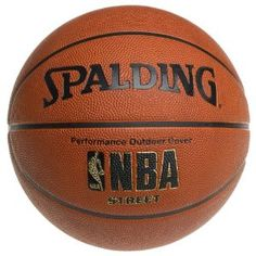 Spalding 63249 Official Size NBA Street Basketball  bySpalding  4.1 out of 5 starsSee all reviews(101 customer reviews) | Like (45)  List Price:$17.99  Price:$14.20