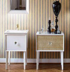 Designer Bathroom Vanity Furniture From Europe Furniture Vanity, Bathroom Furniture, Narrow Bathroom Vanities, Bathrooms, Vanity Units, Mirror, Table, Design, Baths