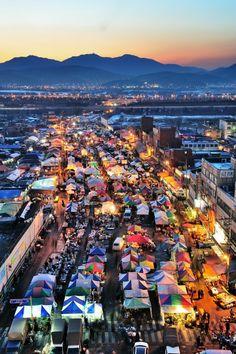 Moran market South Korea / by Jae guk Lee