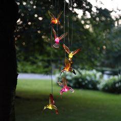 Dekoracja solarna Best Season Hummingbirds
