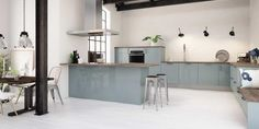 Trendy keukens - voor meer keuken inspiratie kijk ook eens op http://www.wonenonline.nl/keukens/