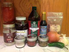 An Organic Wife: Recipe: Truly Homemade BBQ Sauce
