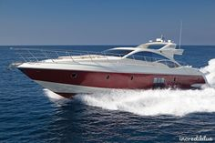 This Azimut is a massively luxurious open yacht. Available in the sea of Chalkidiki for you to enjoy day trips in Mount Athos and the nearby popular spots. Azimut Yachts, Charter Boat, Boat Rental, Day Trips, Around The Worlds, Sea, Popular, The Ocean, Popular Pins