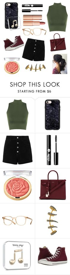 """I'm a person too"" by bellhof ❤ liked on Polyvore featuring WearAll, Casetify, rag & bone/JEAN, Charlotte Russe, Charlotte Tilbury, Milani, Yves Saint Laurent, Oliver Peoples, Christina Debs and Converse"