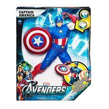 Os Vingadores - Figura Eletrónica Capitão America