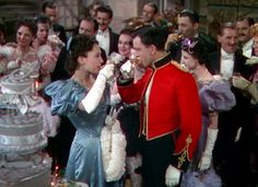 """""""The Four Feathers,"""" 1939, starring  John Clements, Ralph Richardon, and June Duprez. Far and away the best version of A.E.W. Mason's classic 1902 adventure novel."""