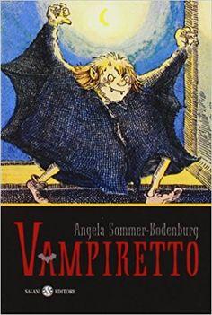 Amazon.it: Vampiretto - Angela Sommer Bodenburg, A. Glienke, D. Mazza - Libri