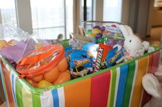 ISS Easter Drive 2012